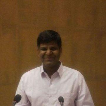 Dilip Kumar, 36, Jaipur, India