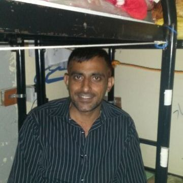 Mudassir Hussain, 38, Dubai, United Arab Emirates