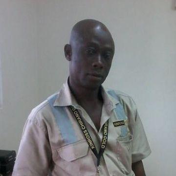 Issah Abdul, 47, Accra, Ghana