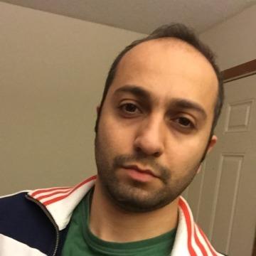 Arash, 31, Memphis, United States