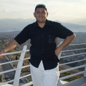 özgür özcan, 42, Izmir, Turkey