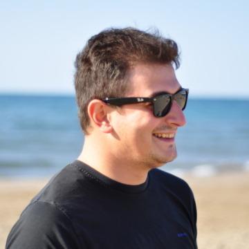 Can Ozcan, 33, Istanbul, Turkey
