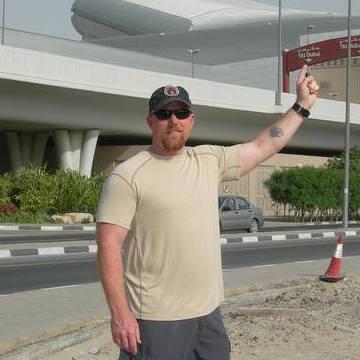 Scott, 44, Arizona City, United States