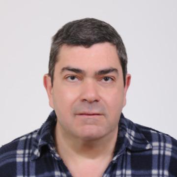 Thanassis Giannakis, 44, Patra, Greece