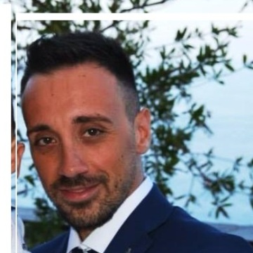 antonio, 27, Napoli, Italy