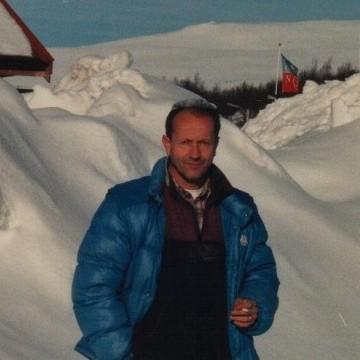 Irvir Scamandro, 62, Turin, Italy