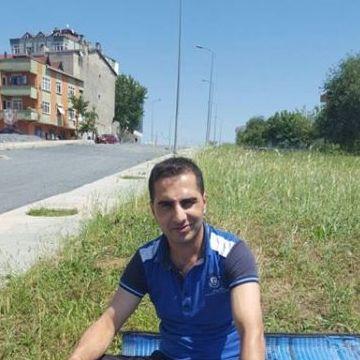 Yavuz Usanmaz, 29, Istanbul, Turkey