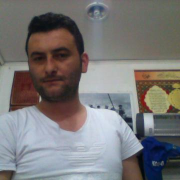 Şenol Saka, 33, Zonguldak, Turkey