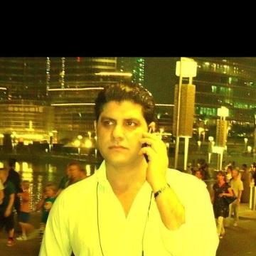 Arshad Kamal, 40, Dubai, United Arab Emirates