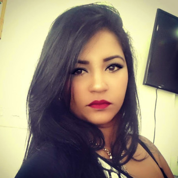 Karine Morgado, 30, Rio de Janeiro, Brazil