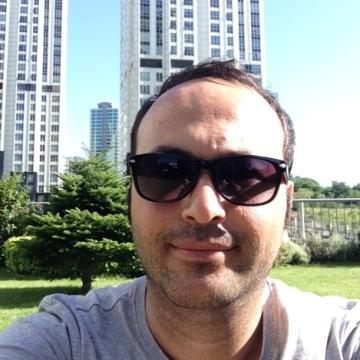 efe emre, 33, Istanbul, Turkey