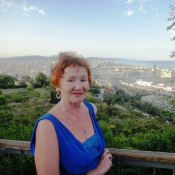 Валентина Мирзоева, 65, Moscow, Russia