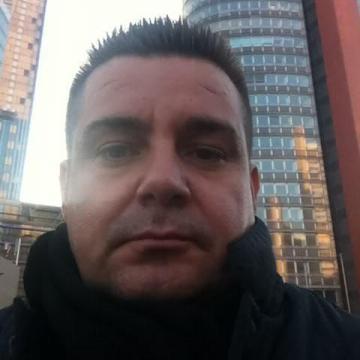 Kelvin Fredrick, 47, London, United Kingdom