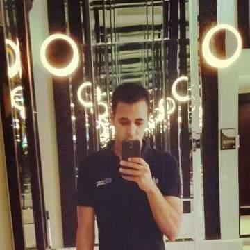 Remon, 26, Jeddah, Saudi Arabia