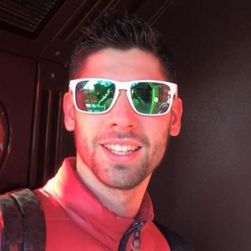 Alejandro Agustin Garcia, 27, Barcelona, Spain