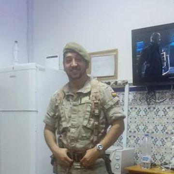 Oscar Gonzalez Jimenez, 35, Melilla, Spain