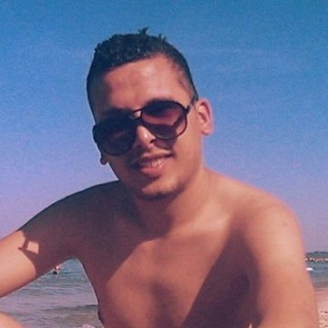 Mohamed Ben Slama, 28, Bizerte, Tunisia