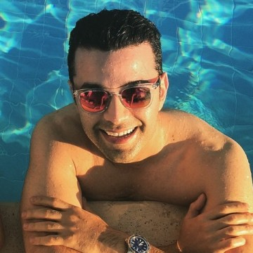Shayan Abediii, 26, Istanbul, Turkey