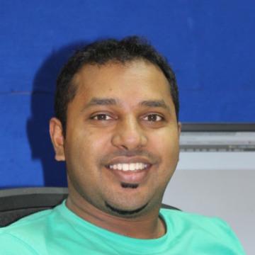Tharindu Somaweera, 31, Manama, Bahrain