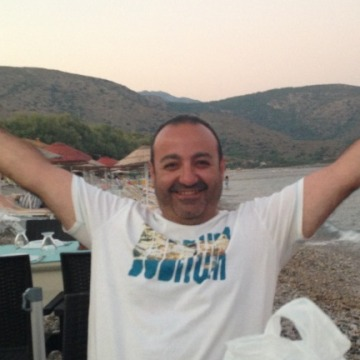 levent, 42, Ankara, Turkey