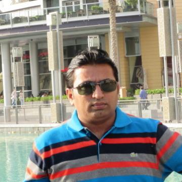 Muhammad Mirza, 32, Sialkot, Pakistan