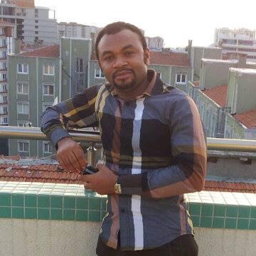 nwamadi vincent, 37, Istanbul, Turkey