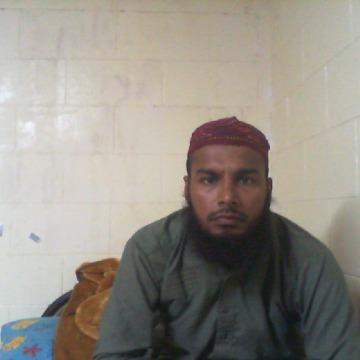 Abdul Sattar, 30, Damman, Saudi Arabia