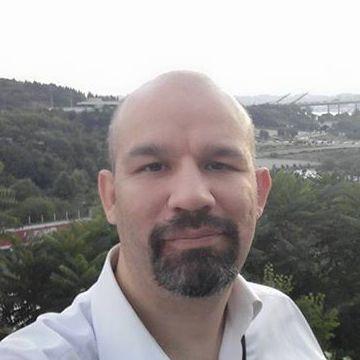 Baris Akyol, 38, Istanbul, Turkey