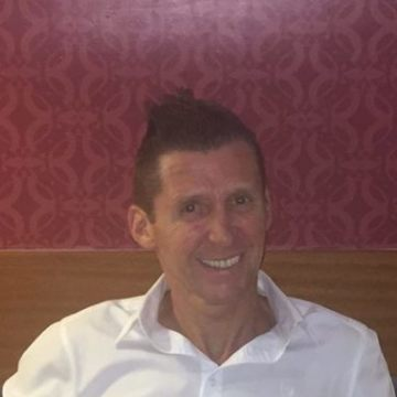 Jorge Schuster, 50, Buenos Aires, Argentina