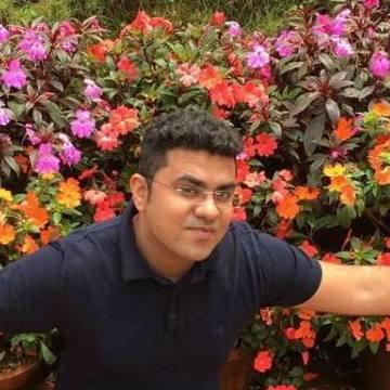 Kamal vyas, 32, Mumbai, India