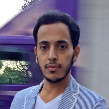 Ali, 29, Jeddah, Saudi Arabia