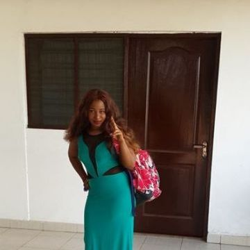 precious, 37, Accra, Ghana