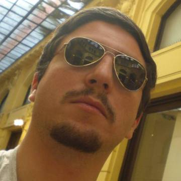 Anil Temiz, 26, Istanbul, Turkey