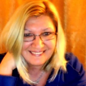 Daniela Husar, 49, Trento, Italy