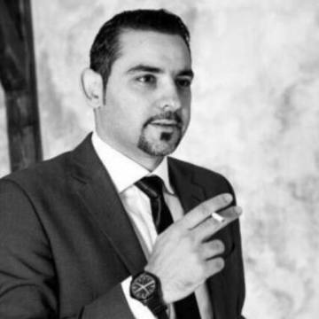Khalid Alali, 36, Dubai, United Arab Emirates