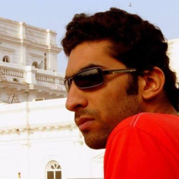 Shoaib Farooq, 28, Dubai, United Arab Emirates