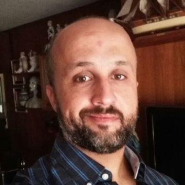 David Carretero Diaz, 36, Madrid, Spain