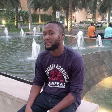 Isaac, 36, Dubai, United Arab Emirates