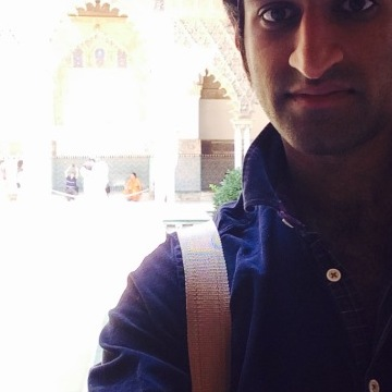 Shiraj, 30, New York, United States