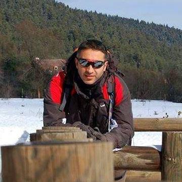 ahmetckr, 39, Istanbul, Turkey