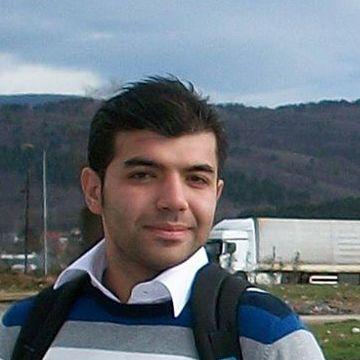 Ayman Soummakia, 28, Istanbul, Turkey