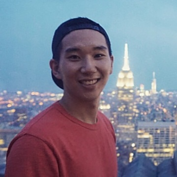 Jay Kang, 27, New York, United States