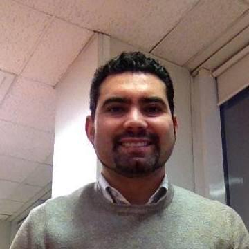 Leonardo Cordova, 31, Santiago, Chile