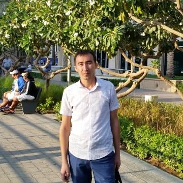 Jamshidbek, 32, Dubai, United Arab Emirates