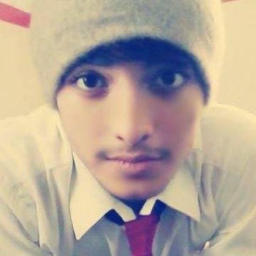 Jaffer Sunny, 20, Karachi, Pakistan