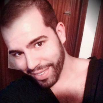 ricardo, 29, Madrid, Spain