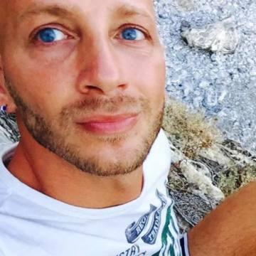 Donato Cipriano, 35, Pompei, Italy