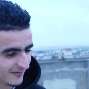Nasreddin Lasoued, 30, Tunis, Tunisia