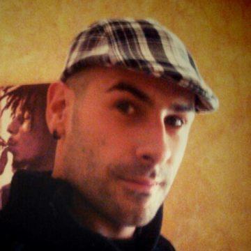 Alfredo Sordo Cortezón, 30, Santander, Spain