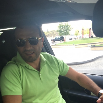 Natiq Samadli, 36, Baku, Azerbaijan